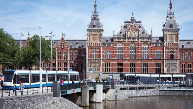 Zeven bezwaarmakers tegen verbouwing Centraal Station