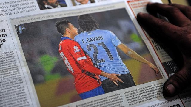 Chileen Jara moet vrezen voor einde Copa America na dubieus vergrijp