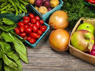 Matige hoeveelheid groente kan kans op stress verlagen
