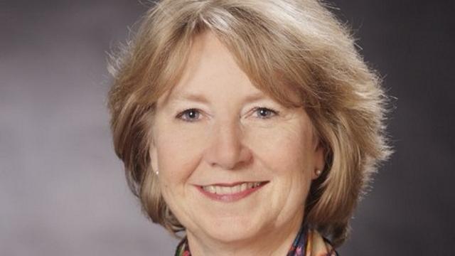 Pauline Bouvy-Koene waarnemend burgemeester Voorschoten