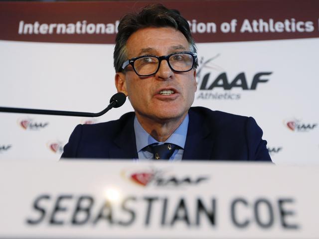 IAAF-voorzitter Coe vrijgepleit van overtreden gedragscodes