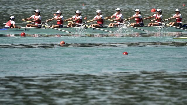 Vrouwen Acht en Paulis/Head plaatsen zich voor Olympische Spelen