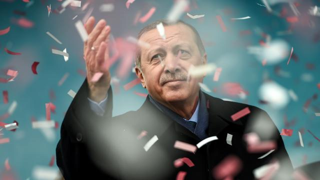 Producent die film over Erdogan maakte gearresteerd