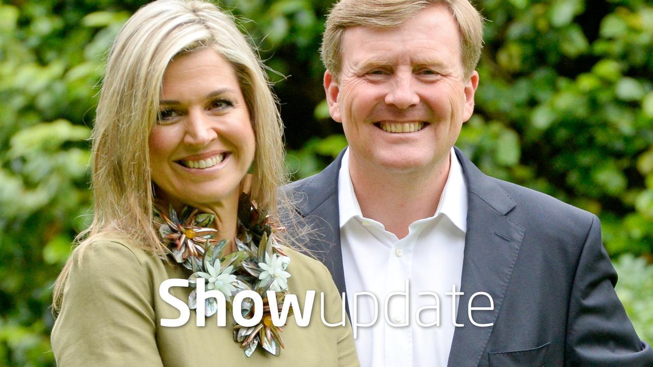 Show Update: Koningin Máxima gespot in antiekwinkel