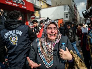 Erdogan pakt journalisten en satirici keihard aan