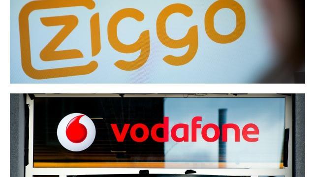 Ziggo en Vodafone bieden EU concessies voor fusie