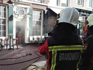 Café gedupeerd aan vooravond Leidens Ontzet
