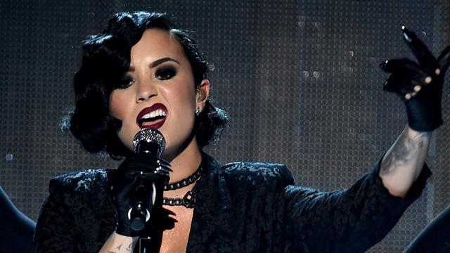 Demi Lovato liet voor Disney gebit aanpassen