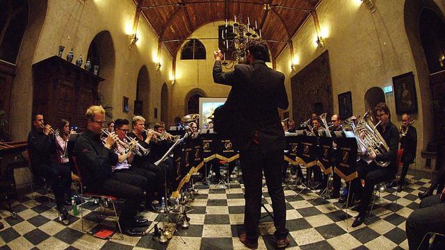 Dubbel feest voor Brassband Middelburg