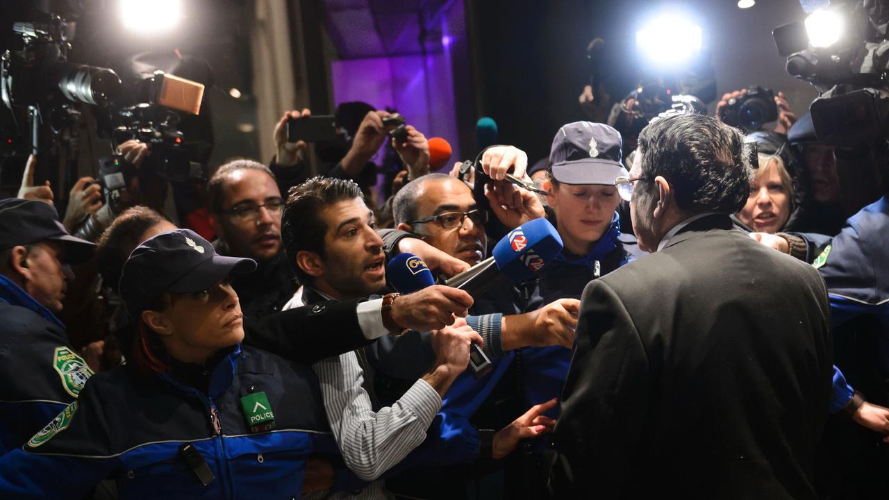 Leden van Syrische oppositie reageren op gesprek met VN-gezant