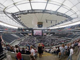 Frankfurt stoot met ruim 7500 musici Australisch record van de troon