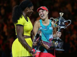 Duitse verovert eerste Grand Slam-titel