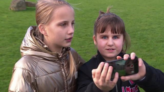 Blinde vlogger Marina (12) heeft heldere boodschap