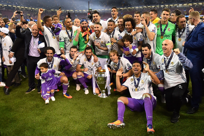 Zidane: 'We bewijzen steeds weer dat we de grootste club zijn'