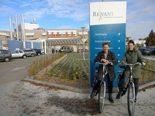 Revant medisch specialistische revalidatie heeft een gesponsorde fietstocht op touw gezet om geld in te zamelen voor Serious Request