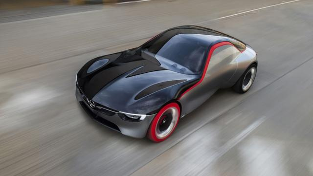 Opel onthult GT Concept
