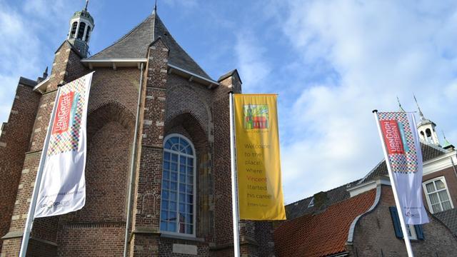 Verbazing over ideeën van Stichting Vincent van Gogh