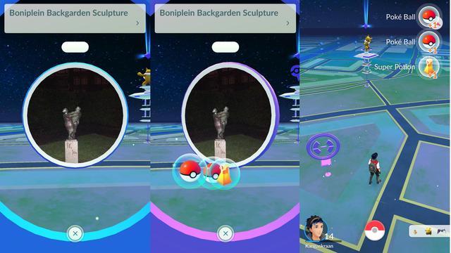 Eerste Pokémon Go-meeting in Groningen een feit