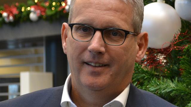Burgemeester brengt bezoek aan Canadese Edmonton
