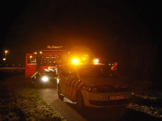 Weer brandstichting in Leiderdorp