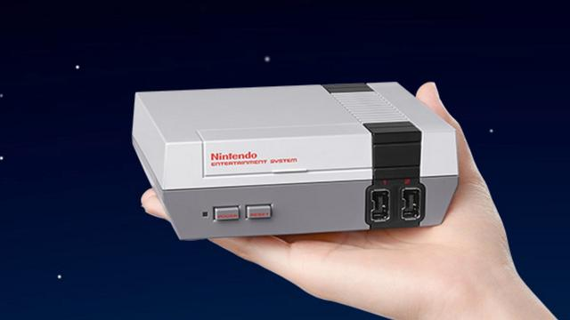 Nintendo stopt productie NES Classic Edition
