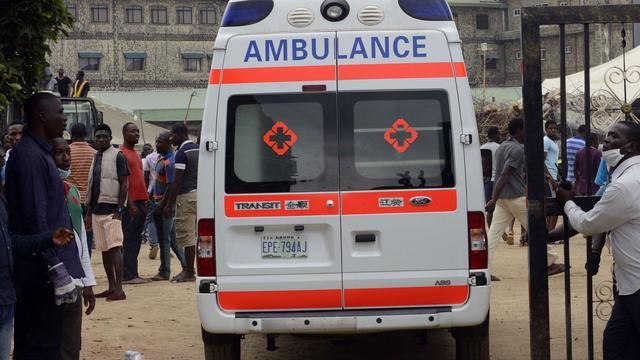 Zeker zestig mensen dood na instorten kerk in Nigeriaanse stad Uyo