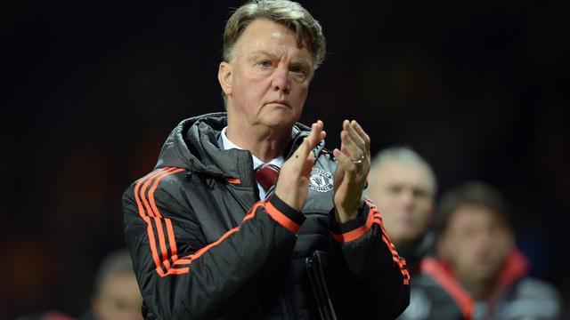 Van Gaal blij met steun van Ferguson bij United