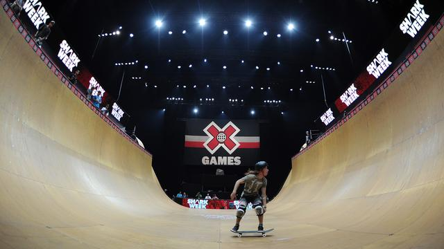 Niet alle skateboarders enthousiast over olympische status