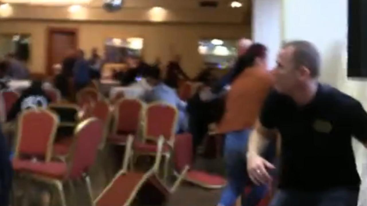 Schokkend: Schietpartij bokswedstrijd Dublin