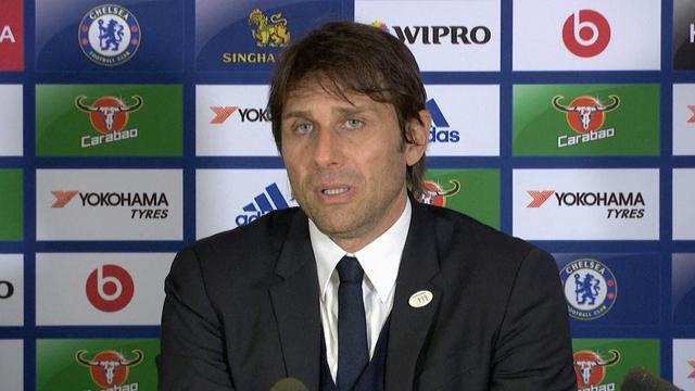 Conte noemt het vertrek van John Terry een groot gemis