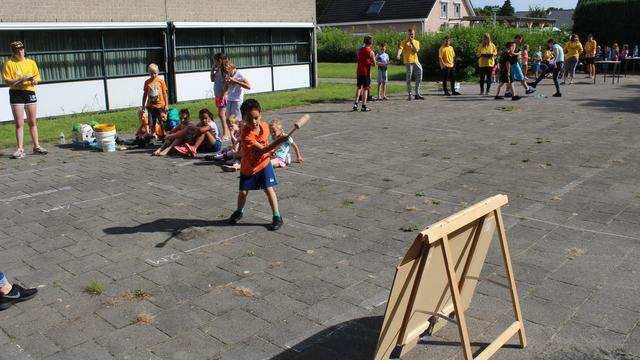 Kindervakantiewerk is nog steeds springlevend