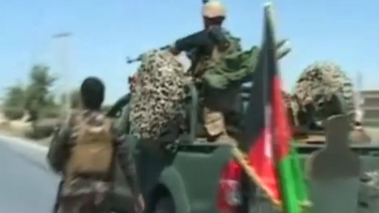 Leger probeert Taliban in Kunduz terug te dringen
