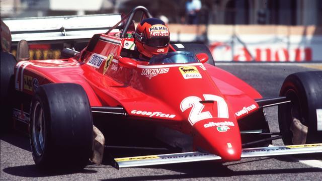 Villeneuve in 1982