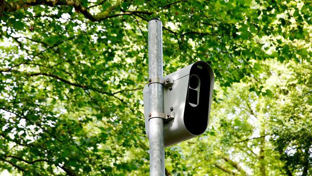 Vorig jaar meer dan vijftigduizend automobilisten geflitst in Utrecht