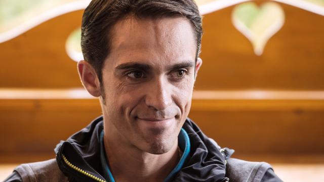 Contador wil zich niet met klassement bezighouden in Dauphiné