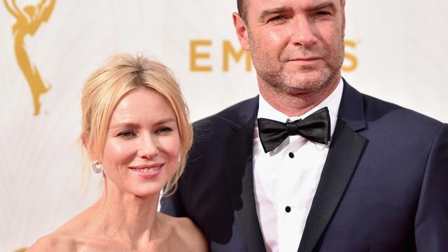 Liev Schreiber en Naomi Watts uit elkaar