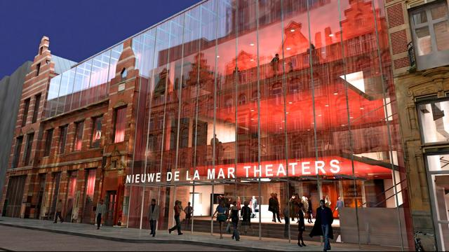 Margreet Wieringa nieuwe directeur DeLaMar Theater