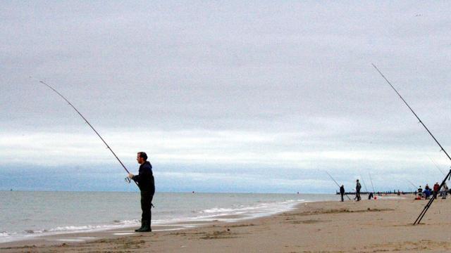 Kustvissers hengelen naar Zeeuwse jeugdtitel