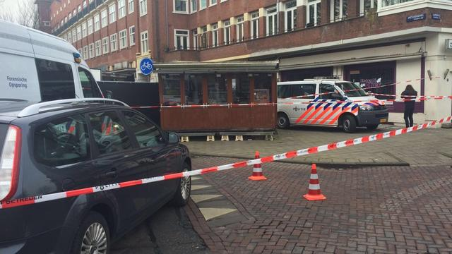 Hoofd gevonden op Amstelveenseweg in Amsterdam