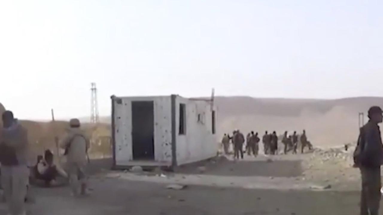 Syrische leger herovert gedeelte Palmyra op IS