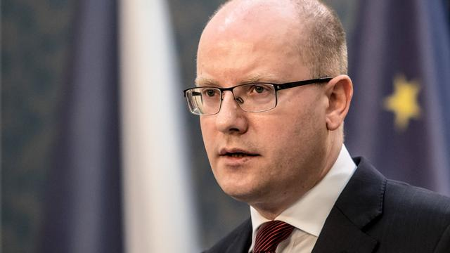 Regeringscoalitie Tsjechië valt