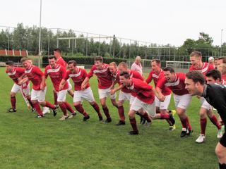 Voetballers winnen twee keer van TVC Breda