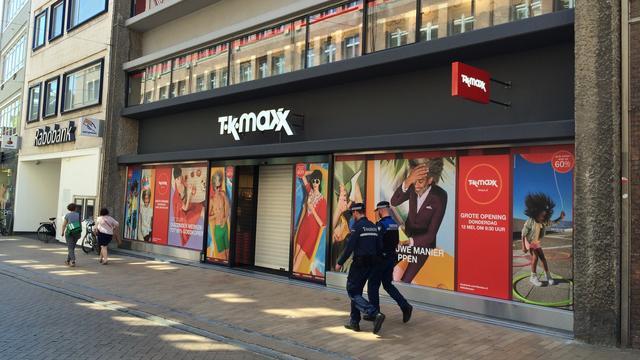 Meer ruimte voor reclame in winkelstraat
