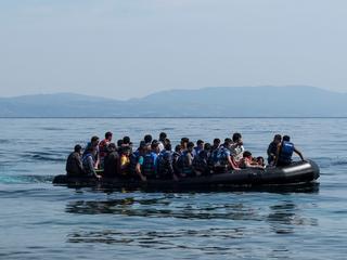 88 mensen zouden zijn gered met behulp van reddingsboten