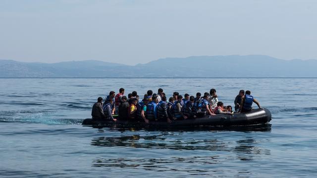 'Zeshonderd kinderen stierven dit jaar op Middellandse Zee'