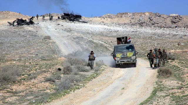 Damascus klaagt over schendingen bestand
