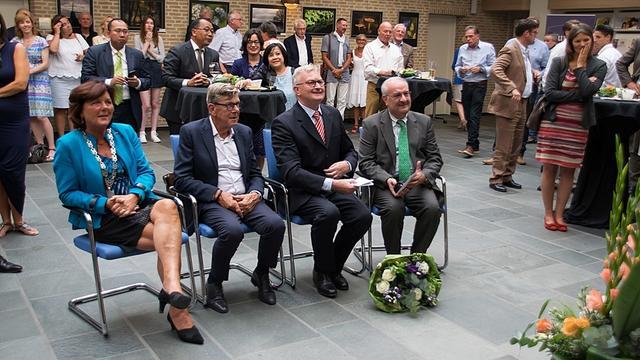 Gemeentesecretaris Frank Priem neemt afscheid van Zundert