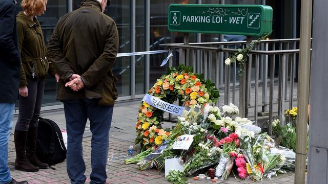 'Mogelijk tweede terrorist betrokken bij aanslag in metro Brussel'