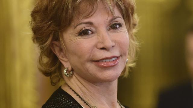 Isabel Allende vond ex-man te lui om gezamenlijke thriller te schrijven