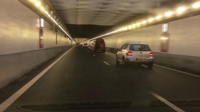 Zo ziet de gerenoveerde Velsertunnel er nu uit